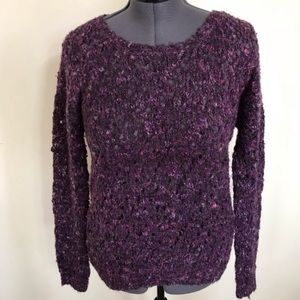 NWOT I Jeans Eloisea Sweater Purple